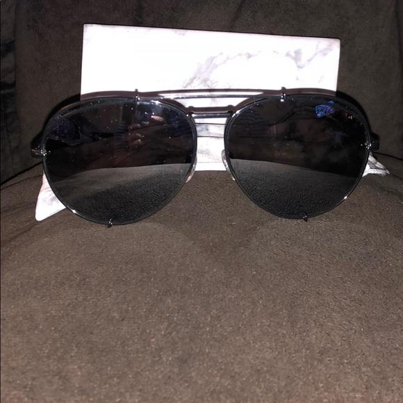 a1924a9ad53c2 Diff Eyewear Accessories - DIFF x Khloe KoKo Oversized Aviator Sunglasses